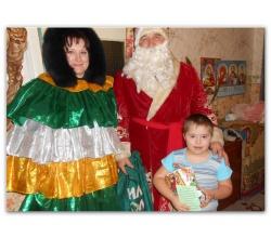 Привітання дітей та молоді з функціональними обмеженнями з Днем Св.Миколая, Новорічними святами та Різдвом Христовим