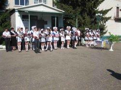 Фото Мілуватської школи