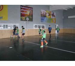 турнір з міні-футболу
