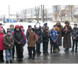 екскурсійна стежка Історія центральної площі міста Сватове