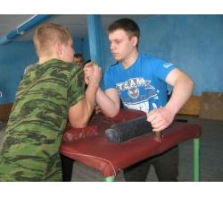 Силові вправи для рук