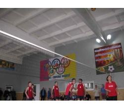 Різдвяний турнір з волейболу серед вихованців клубу