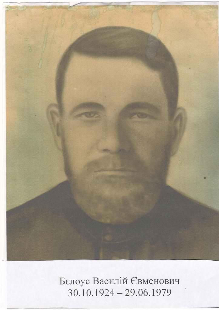 Бєлоус В.Є