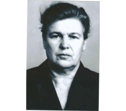 Смирнова Александра Никитична (22.07.1922 г. - 23.11.1995 г.)