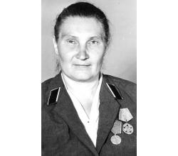 Тішакова Марія Порфирівна