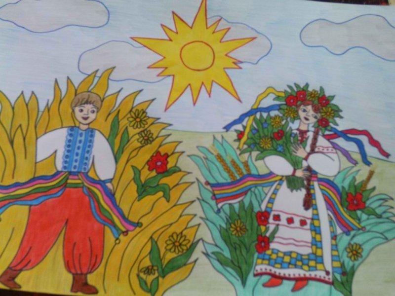 Діти малюють мир!. Новини сватівського районного молодіжного центру
