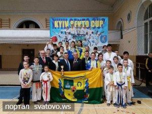 І Всеукраїнський турнір з карате. Новини відділу освіти Сватове