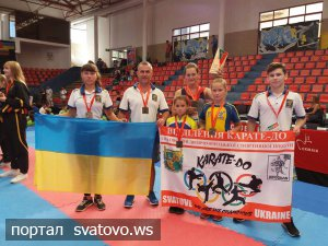 Сватівчани стали призерами Чемпіонату Європи. Новини відділу освіти Сватове