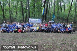 Підсумки Чемпіонату Луганської області з видів спортивного туризму.