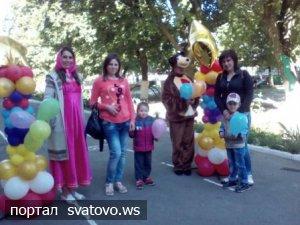 Про День захисту дітей в дитячих садках. Новини відділу освіти Сватове