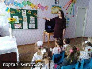 Найменші вихованці  Райгородського  НВК в рамках Шевченківських днів познайомилися з дитинством Тараса.