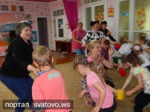 В КДНЗ «Світлячок» Міжнародний День захисту дітей святкуватли родинним колом. Новини Райгородської Сільскої Ради