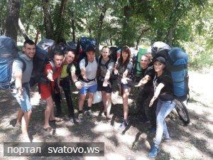 Обласний туристсько-спортивний зліт-змагання серед працівників освіти Луганської області. Новини Мілуватської школи