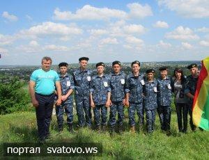 Всеукраїнська дитячо-юнацька військово-патріотична гра «Сокіл» («Джура») dzhura2019.