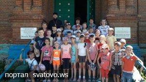 Екскурсія до храму Іоанна Предтеччі. Новини Мілуватської школи