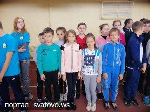 Чемпіонат Луганської області зі скелелазіння серед учнівської молоді.