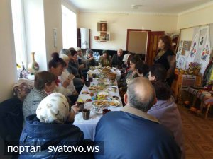 Відбулася зустріч членів ветеранських організацій першого кварталу. Новини Сватівського етноцентру