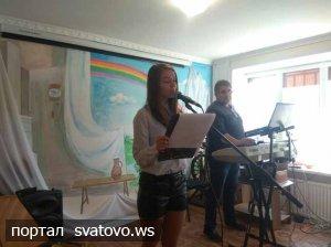 В етноцентрі Слобожанська хата бідбувся концерт з нагоди Дня працівника соціальної сфери.