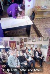 В Слобожанській хаті відбулося друге родинне свято. Новини Сватівського етноцентру