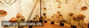 Пізнаємо рідний край Музей трипільської культури. Новини сватівського районного молодіжного центру