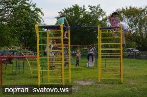 Детская площадка - общая забота. Новини Голос Громади