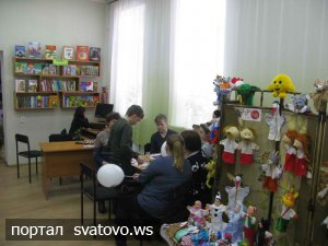Відбулася урочиста презентація оновленої Сватівської районної бібліотеки.