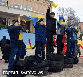 20 лютого 2014 року. Майдан. Пам'ятаймо.