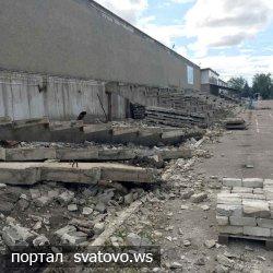 Розбудова інфраструктури міста Сватове.