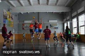 Сватівський турнір з волейболу памяті Олександра Шепеля став обласним. Новини Голос Громади