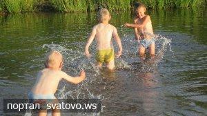 Ох, і спека ж надворі! Куди його й подітися? «Та ж на річку», - скажете ви, і будете праві!.