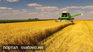 Луганщина знову зібрала рекордний врожай зернових. Новини Сватівської Райдержадміністрації