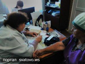 У Сватівському районі поновлено виконання Урядової програми «Доступні ліки». Новини Сватівської Райдержадміністрації