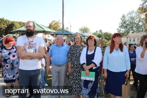 Фестиваль «З країни в Україну» мандрує Сватівщиною. Новини Сватівської Райдержадміністрації