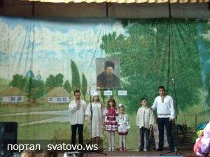 Свистунівський фестиваль поезії Т.Г.Шевченка. Новини Сватівської Райдержадміністрації