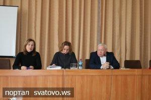Відбулася чергова сесія Сватівської районної ради.
