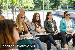 У Сватовому удосконалюється робота молодіжного центру. Новини Сватівської Райдержадміністрації