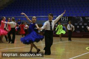 У танца есть душа.