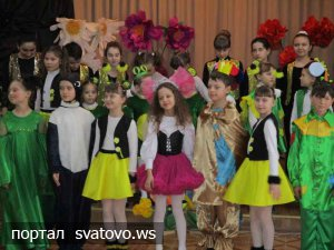 Юні актори школи завоювали Гран-прі. Новини Юність Слобожанщини