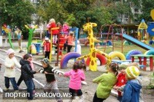 В лідерах по Україні - наші садочки. Сватівська Міська Рада