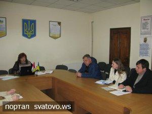 Семінар з керівниками комунальних підприємств. Сватівська Міська Рада