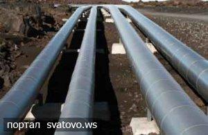 Обережно: Магістральні газопроводи високого тиску. Сватівська Міська Рада