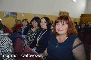 Урочистий захід до Всеукраїнського дня дошкілля. Сватівська Міська Рада