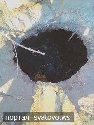 Відремонтовано дільницю каналізаційної мережі по вул. Челюскінців. Сватівська Міська Рада