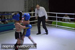 Турнір з кікбоксінгу в м. Сватове. Сватівська Міська Рада