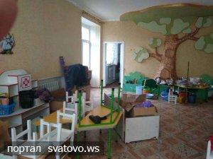 Відновлено роботу дитячих закладів - тривають поточні ремонтні роботи. Сватівська Міська Рада