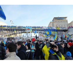 Евро майдан в Киеве