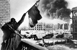 Стих о войне: Сталинград